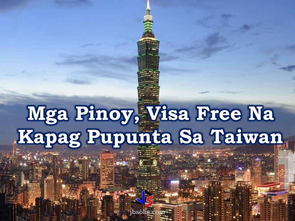 "Taiwan will allow visa-free entry for visitors from the Philippines in hopes that the country will reciprocate the gesture, a spokesman for the self-ruled island's cabinet said on Thursday. Taiwan does not have formal diplomatic relations with the Philippines, which recognizes the ""one China"" policy under which Manila acknowledges the Chinese position that there is only one China and Taiwan is part of it. China considers Taiwan a renegade province to be taken back by force, if necessary. Whether the visa-free policy takes effect in October or November is to be decided by the foreign ministry, said Hsu Kong-yung, the spokesman of Taiwan's executive yuan, or cabinet. ""After we open up the visa-free arrangements, in view of equal mutual benefits, we also hope they will make visa-free arrangements with Taiwan,"" he told a news conference. Taiwan's visa-free policy for the Philippines was earlier announced to begin in June this year, but was later postponed. Sponsored Links Taiwan already has visa-free arrangements with Australia, Malaysia, New Zealand and Singapore. The government is continuing this year with a pilot scheme with Brunei and Thailand kicked off last year. It is also considering visa-free arrangements with Indonesia and Vietnam, according to a government document seen by Reuters. A government spokesman did not immediately answer telephone calls from Reuters to seek comment on the Indonesia and Vietnam plans. Source: Reuters   Advertisement  READ MORE:       ©2017 THOUGHTSKOTO"