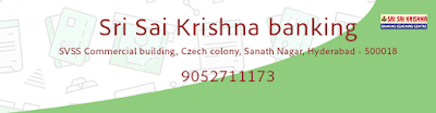 Bank Institute in hyderabad - Sri Sai Krishna