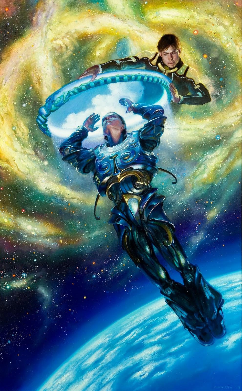FreakAngelik: The beautiful Science Fiction Art of Donato ... |Science Fiction Graphics