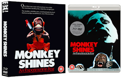 George A. Romero's MONKEY SHINES