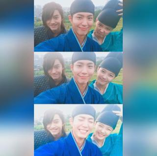 Kim Yoo Jung Park Bo Gum Kwak Dong Yeon