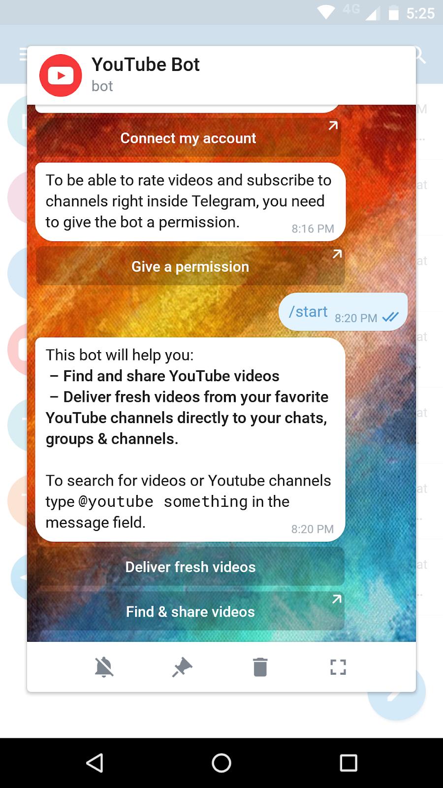 Anurag Singh's blog: Cool Telegram Messenger App Tricks