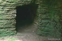 תל ברוך: בית קברות שומרוני