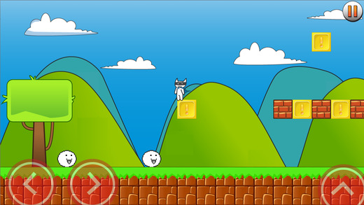 Cat mario hd - screen 2