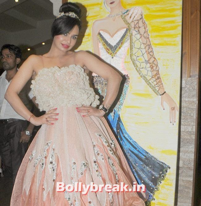 Kavita Verma, INIFD Tassel Fashion and Lifestyle Awards 2014