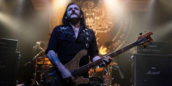 """Ian Fraser """"Lemmy"""" Kilmister (1945-2015)"""