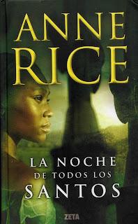 La Noche de Todos los Santos, Anne Rice