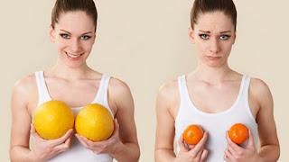 Cara memperbesar payudara