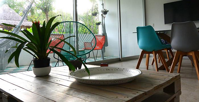 Casa Jaguares de Airbnb