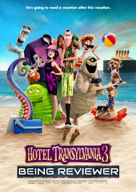 Hotel Transylvania 3 (2018) English 720p Free Download