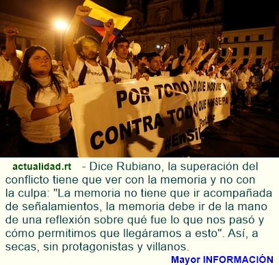 """Los retos de la paz: """"Colombia es ahora un país desconocido, un país casi de ficción"""""""