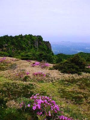 Hallasan, Jeju City, Korea Selatan
