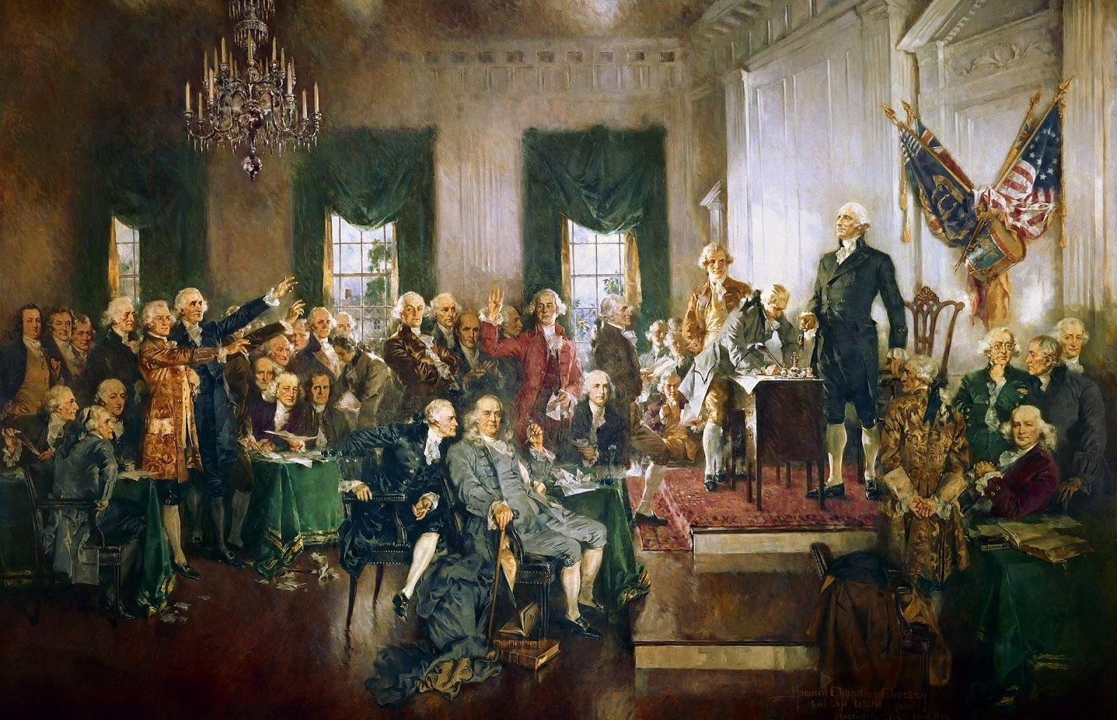 George Washington (1732-1799) - Người Cha Của Đất Nước Hoa Kỳ - Chùa Kim Quang