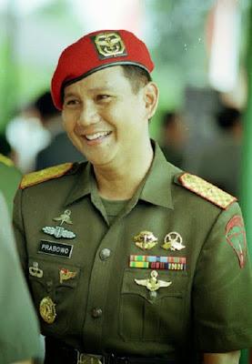 Panglima Kostrad Prabowo - pustakapengetahuan.com