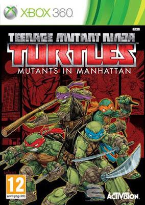 TMNT Mutants in Manhattan Download