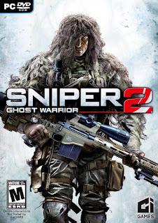 Capa do Game Sniper: Ghost Warrior 2