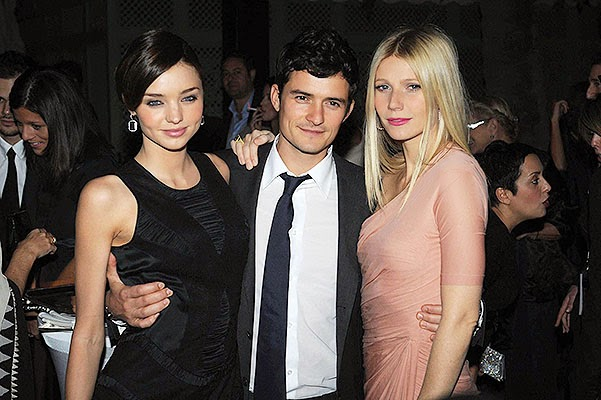 Orlando Bloom's ex-wife Miranda Kerr and potential - Gwyneth Paltrow