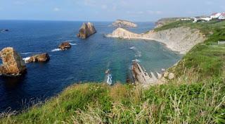 Cantabria, Costa Quebrada.