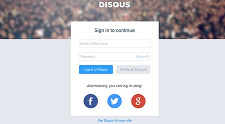Cara daftar Disqus dan memasangya sebagai kotak komentar blogger blogspot