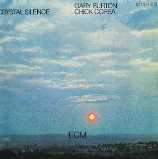 Gary Burton / Chick Corea – 1973 - Crystal Silence