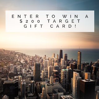 Enter the $200 Target Gift Card Giveaway. Ends 5/23. Open WW