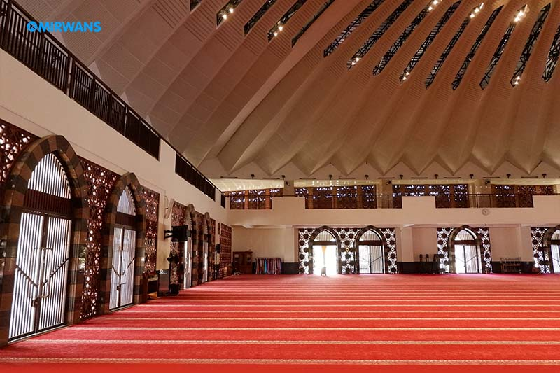 Great Mosque of West Sumatra, Amazing and Unique Mosque in the World, amazing mosque, beatiful mosque