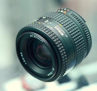 Lensa Manual Nikon 35-70mm Bekas