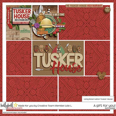 Reservation Tusker House at Kellybell!
