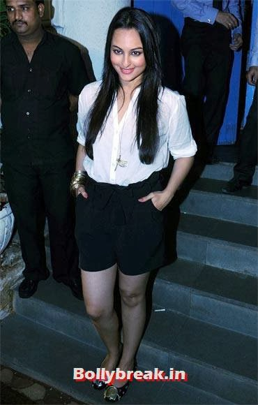 Sonakshi Sinha, Which Bollywood Actress Wears the Casual Clothes Best?