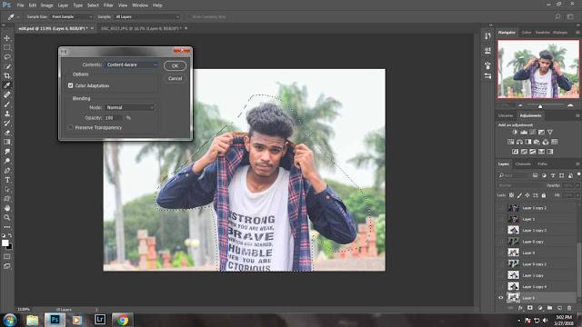content aware cb edit
