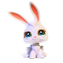 Littlest Pet Shop Seasonal Rabbit (#3) Pet