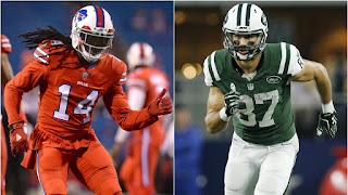 Sammy Watkins Eric Decker Fantasy Football Injury
