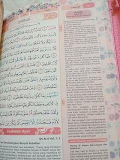 al-quran rainbow, al-quran wanita, al-quran wanita rainbow, al-quran rainbow yasmina zipper