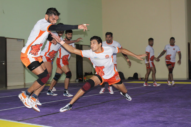 Puneri Paltan set to rock their home ground matches of Pro Kabaddi League season 5