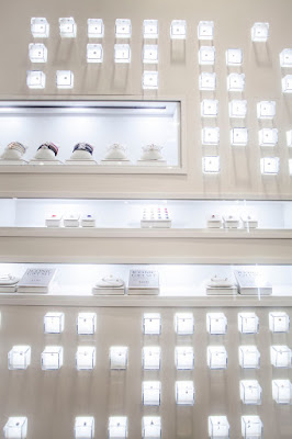 City Lighting Products installed this product at the PANDORA Jewelry at Westfield World Trade Center, New York City