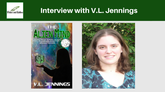Interview with V.L. Jennings
