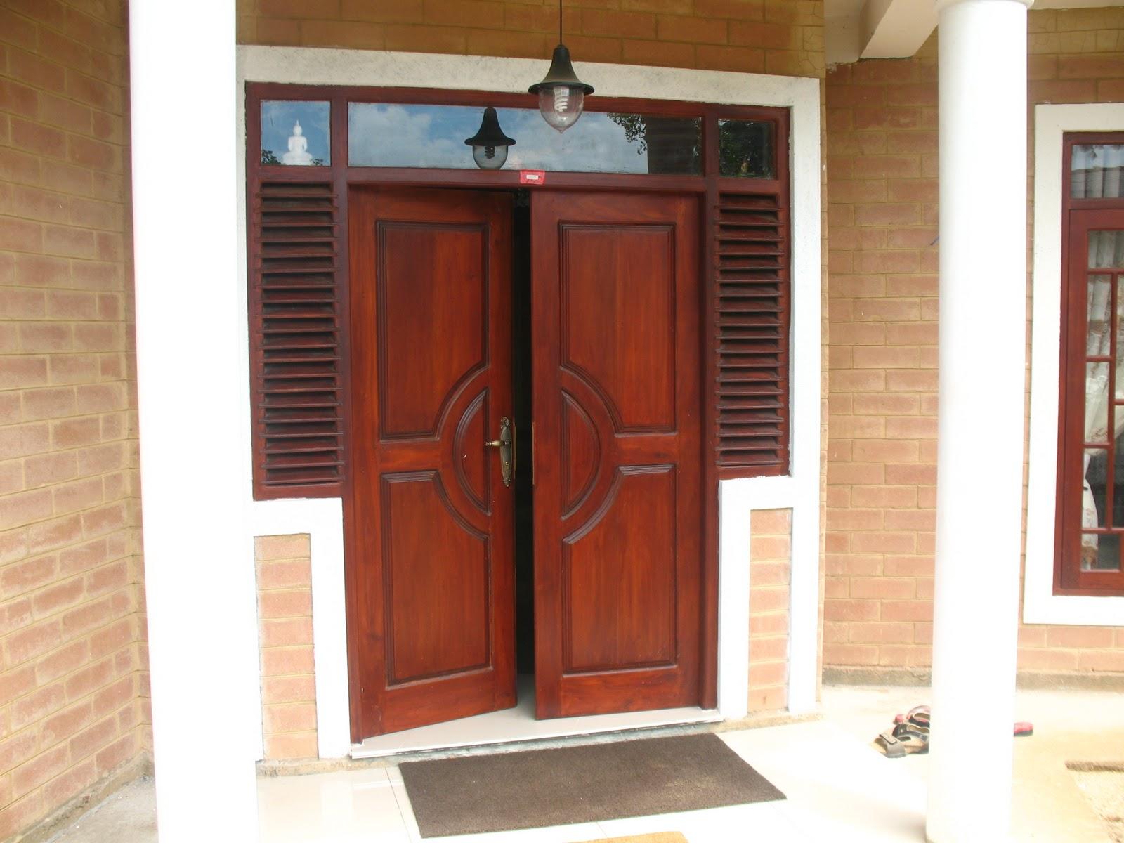 Door Paint Design