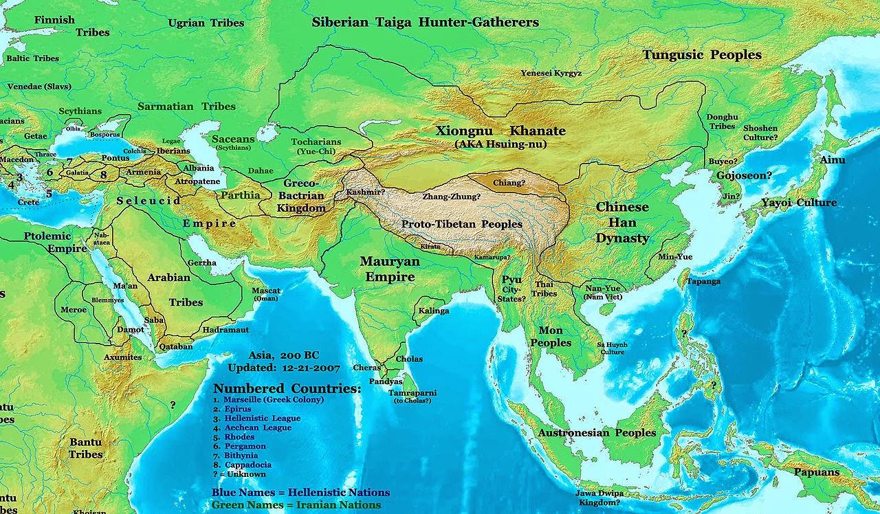 Okar Research: The Garuda Pillar & King Kasiputra Bhagabhadra (113 BC) Greco-Bactrian