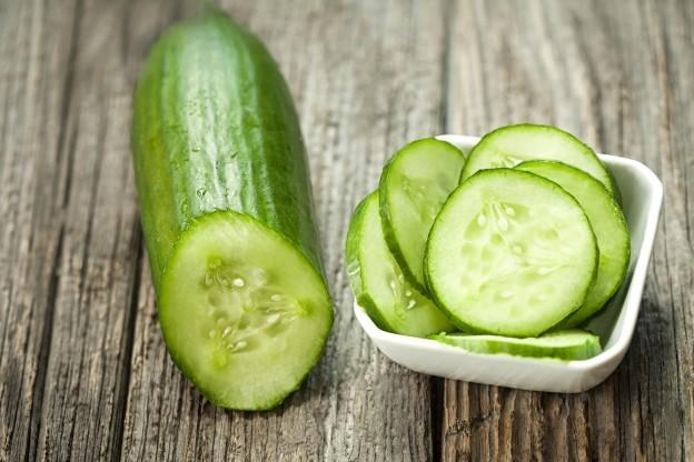Dieta del pepino para eliminar la grasa del cuerpo