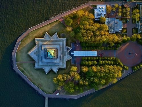 12 - Jeffrey Milstein - NYC Statue of Liberty