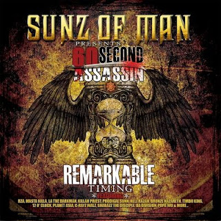 Sunz Of Man Presents 60 Second Assassin – Remarkable Timing (2010) [CD] [FLAC]