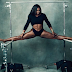 Serena Williams 'Stretches' For New York Magazine!