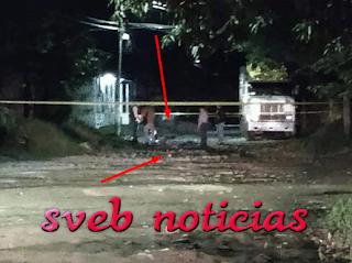 Lo asesinan a puñaladas en Colonia Las Lomas de Martinez de la Torre