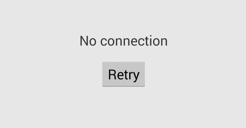 Memperbaiki Playstore yang Error No Connection