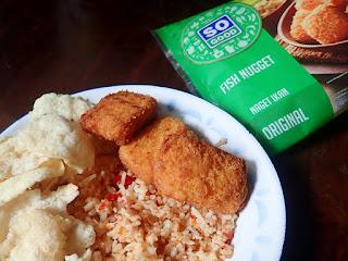 Resep Nasi Goreng Kencur So Good Fish Nugget, Menu Praktis untuk Sahur