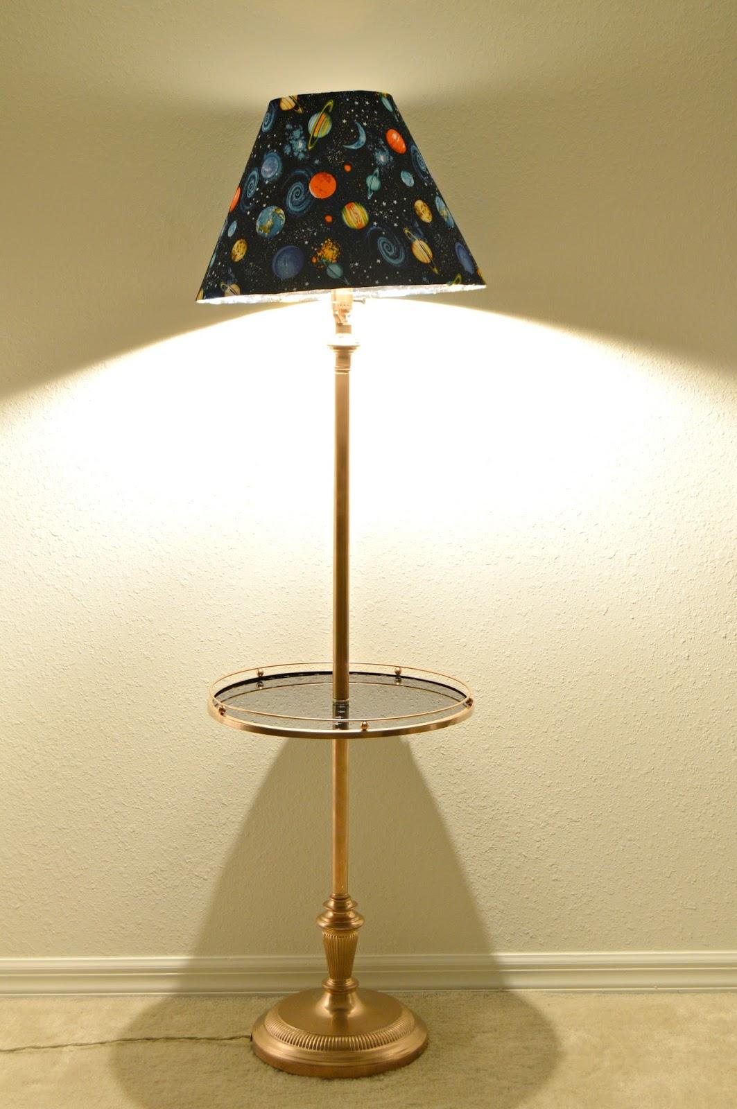 Vikalpah: Floor Lamp Makeover