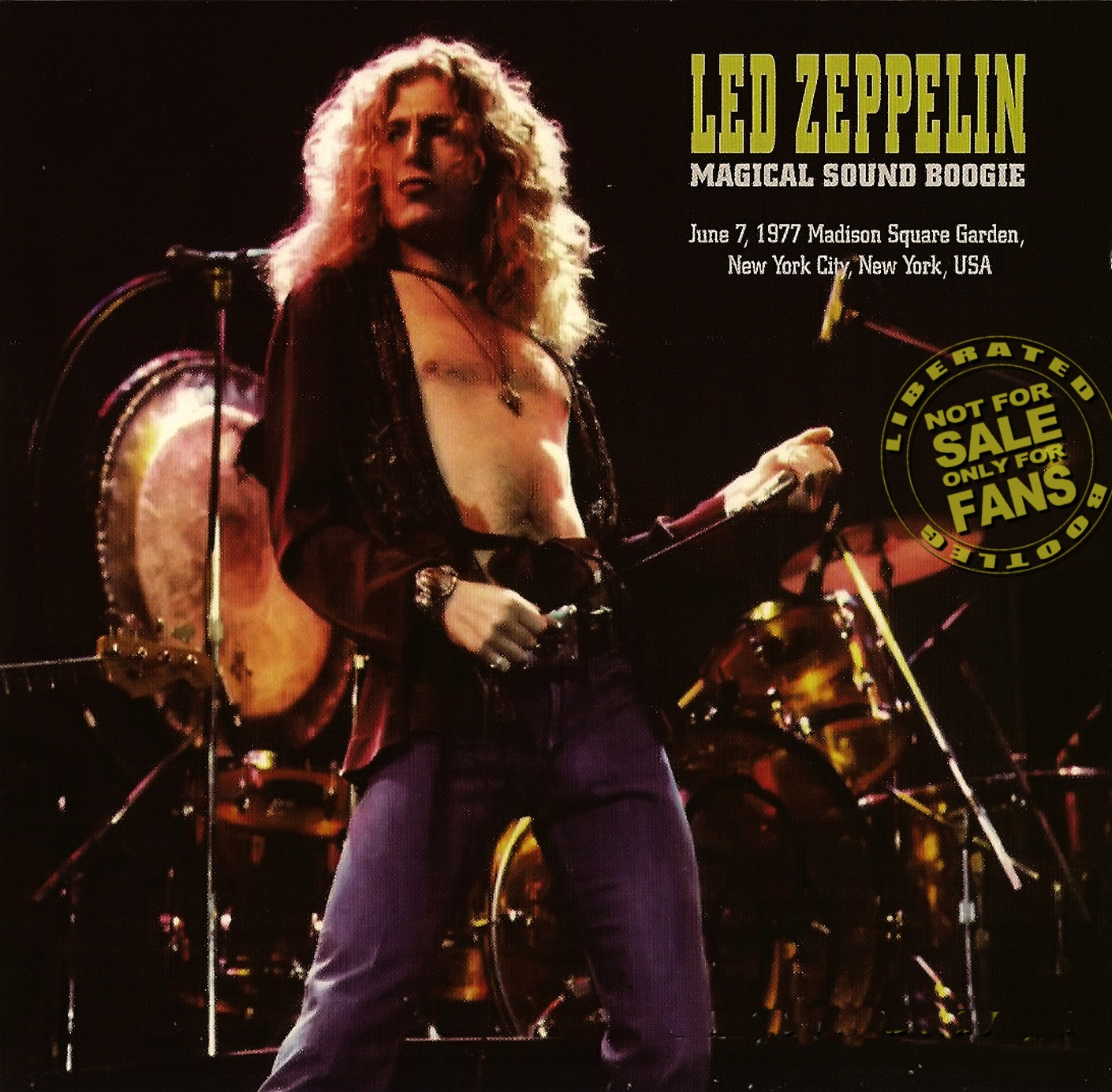 1969 - Led Zeppelin - Magical Sound Boogie