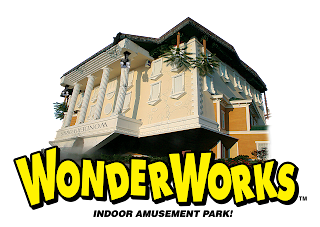 Attractions WonderWorks Pigeon Forge Tennessee