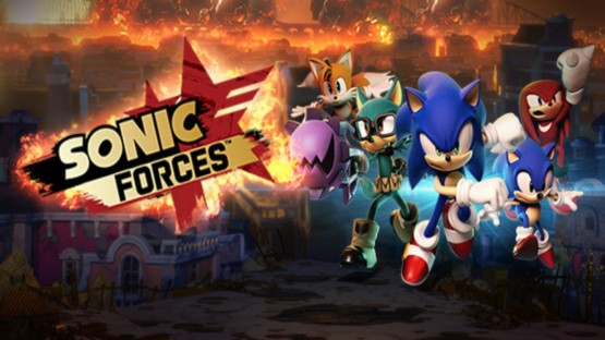 Sonic Forces Incl 6 DLCs-Skidrow