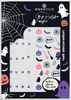 Decorazioni unghie, Halloween 2017, Essence Cosmetics, Bootiful Nights